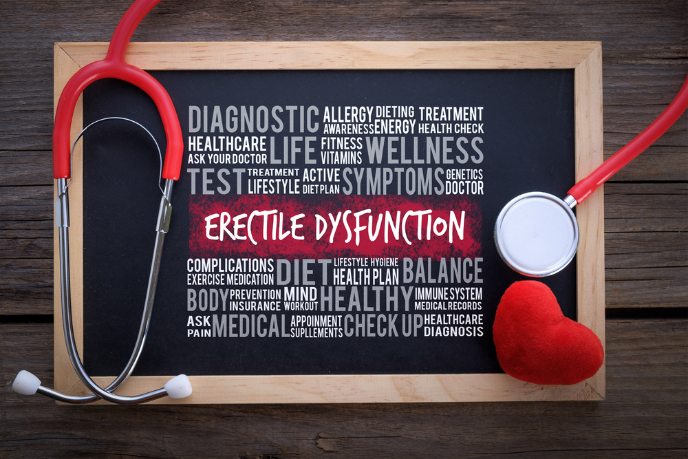 4 Underlying Medical Conditions Linked to Erectile Dysfunction