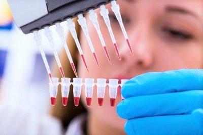 blood experiment