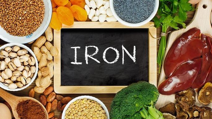 Iron Deficiency: Fight it Like a Man