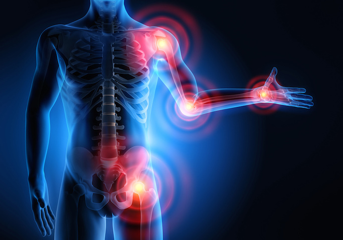 Reducing Inflammation via the Right Diet