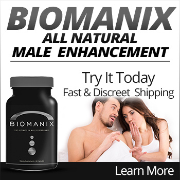 Biomanix - Best Penis Pills