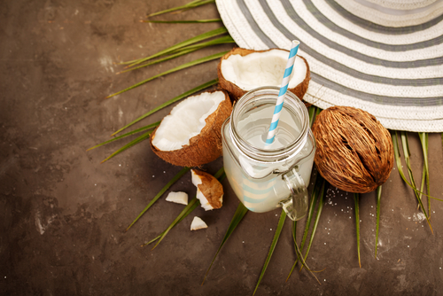 coconut water with health benefits just like Progentra