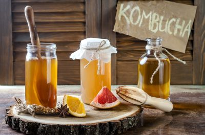 kombucha sour tea, probiotic