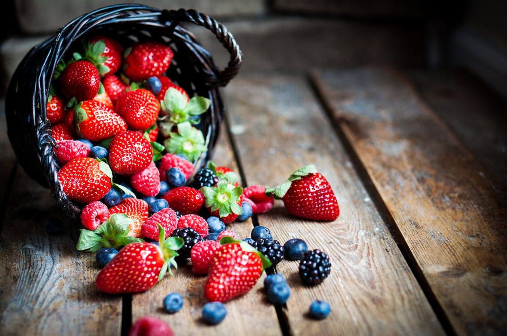 5 Berries Best For Fighting Oxidative Stress