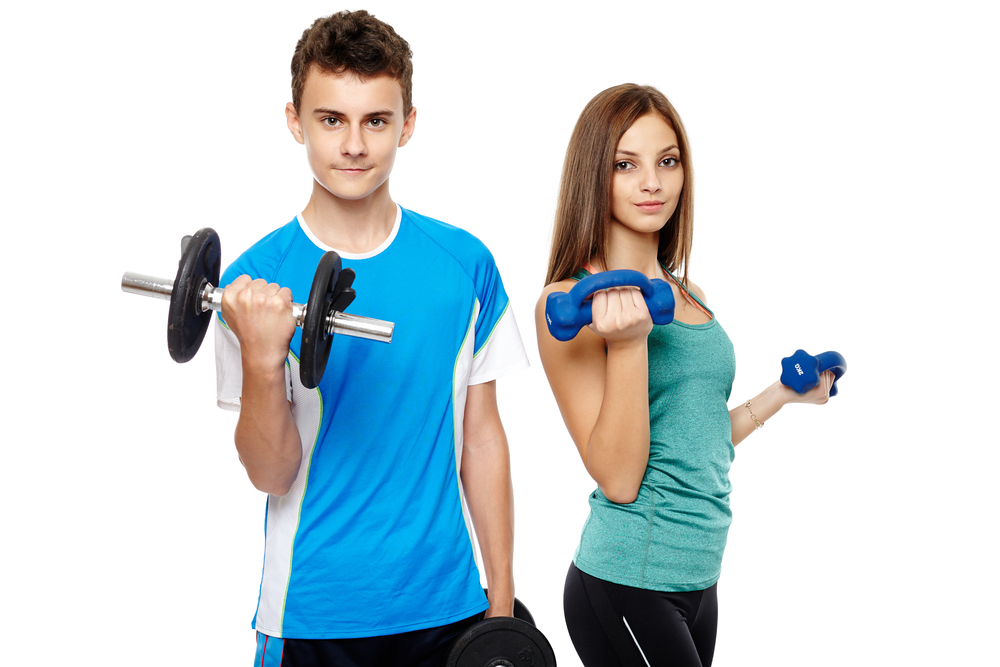 How You can Help Your Teen Stay Fit