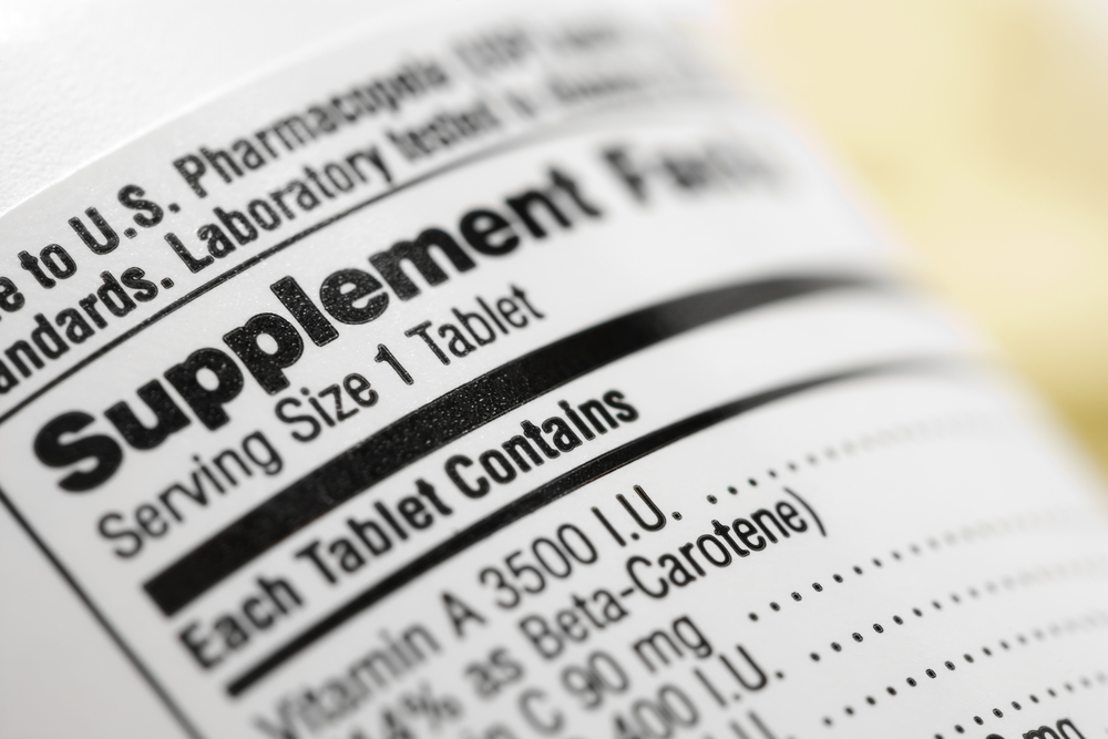 Popular Lies on Nutritional Supplement Labels