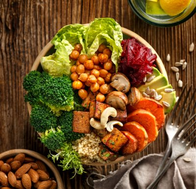 6 Reasons Why You Should Adhere To A Plant-Based Diet