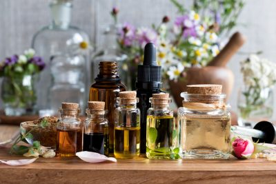 essential oils for massage and muscle relaxation