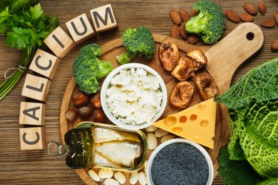 calcium rich food sources cheese dairy