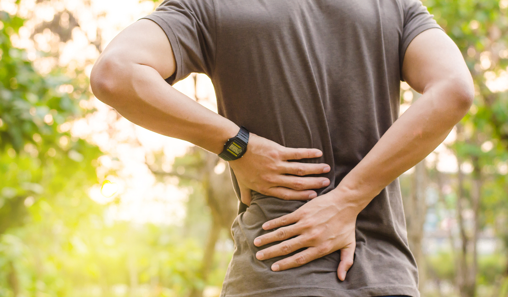 Preventable Causes of Back Pain