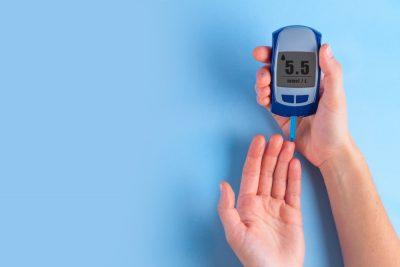 measuring sugar level